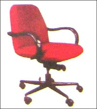 revolving chair manufacturer in nagpur wheel lift medium back suppliers from india office furniture wooden table locker cabinets