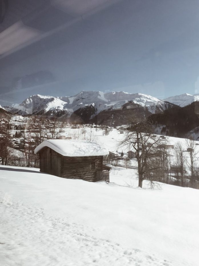 Davos-Klosters Train Travel 2019