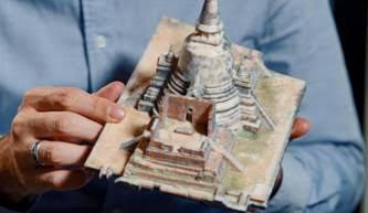 O Arts & Google Culture recria alguns dos artefatos e monumentos históricos mais apreciados do mundo por meio da manufatura aditiva, mostrando a história esquecida através da impressora 3D J750 da Stratasys, abrindo novas possibilidades de aprendizagem, educação e apreciação da arte