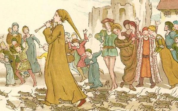 Người thổi sáo thành Hamelin
