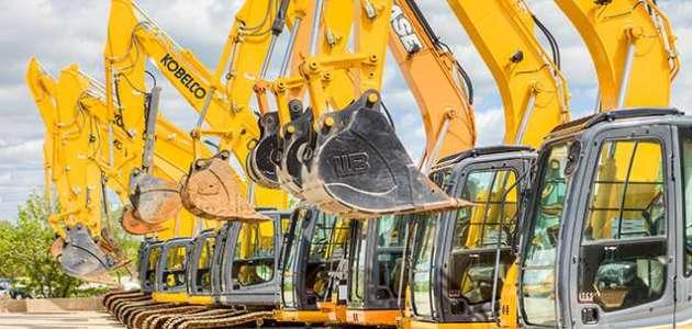 مشروع المعدات الثقيلة في مصر