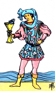 Tarot Bekers Page