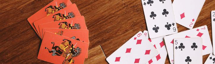 Waarzeggen met speelkaarten