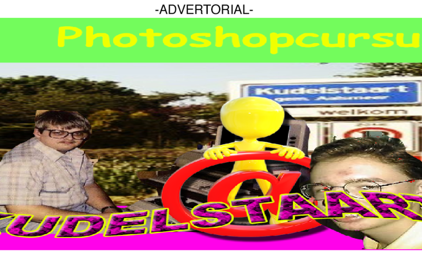 -ADVERTORIAL- Photoshopcursus in Kudelstaart