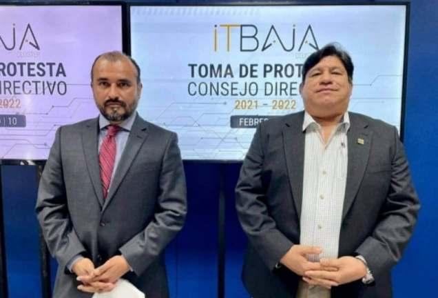 RINDEN PROTESTA NUEVA MESA DIRECTIVA DEL CLÚSTER DE TECNOLOGÍAS DE LA INFORMACIÓN..3