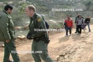 patrulla fronteriza y migrantes