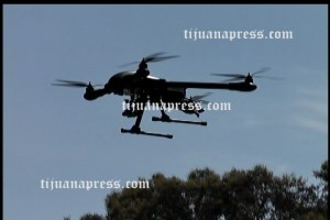 la droga mas cara la cruzan en drones a eu