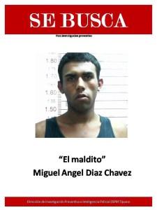 MIGUEL ANGEL DIAZ CHAVEZ