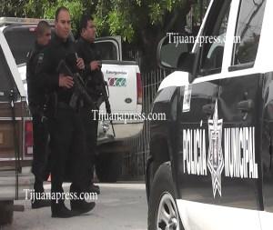 ejecutan a policia  municipal