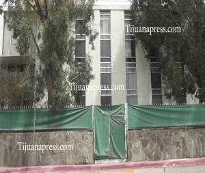 en venta antiguo edificio del consulado  de eu en   tijuana