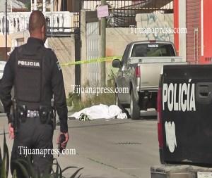 incremento de asesinatos en tijuana