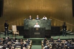 papa en ONU dos