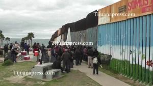 abren puerta en la frontera