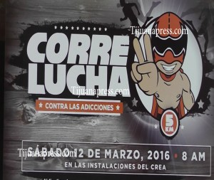 COTRRSA INVITA A CARRERA CONTRA LAS ADICIONES