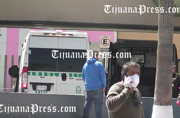 Suma Baja California 843 muertes por Covid-19