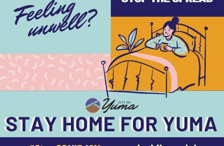 Preocupante crecimiento de contagios en Yuma