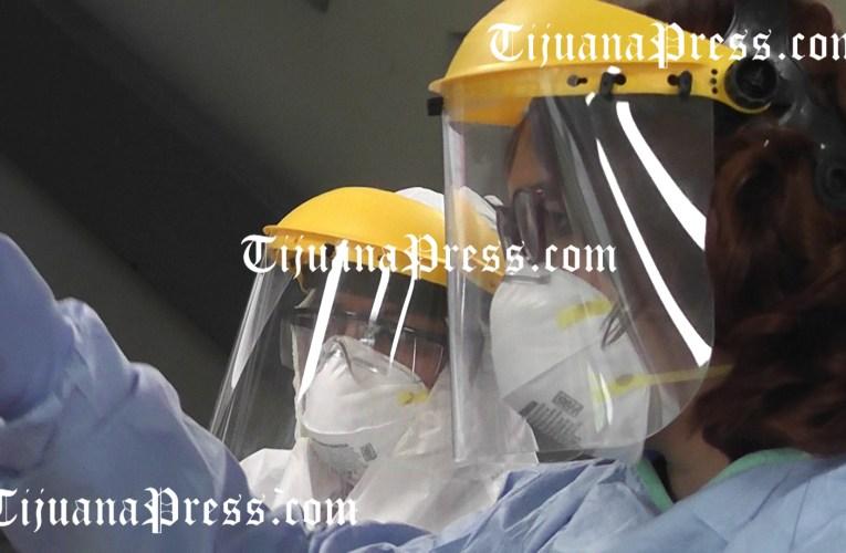 Pacientes cruzan la frontera por Covid-19