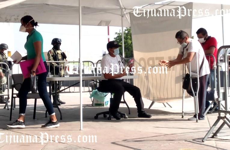 Baja tasa de mortalidad en Tijuana pero preocupan rebrotes
