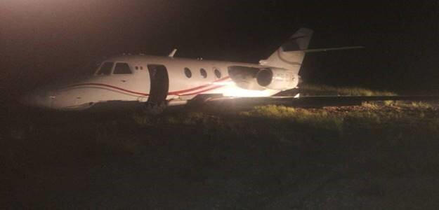 Interceptan aeronave con más de una tonelada de cocaína