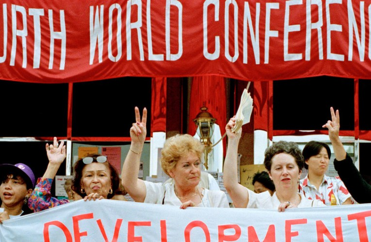 La COVID-19 puede acabar con los progresos hacia la igualdad de género si no actuamos de inmediato