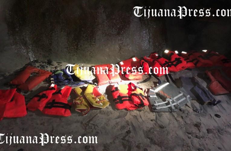 Entre 15 mil y 18,500 dólares pagarían migrantes que viajaban en el bote accidentado en San Diego