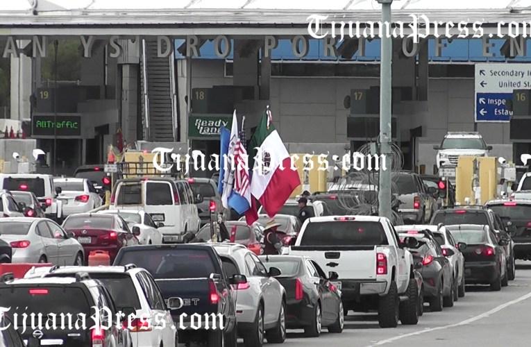 Seguirán las restricciones en la frontera al menos otro mes
