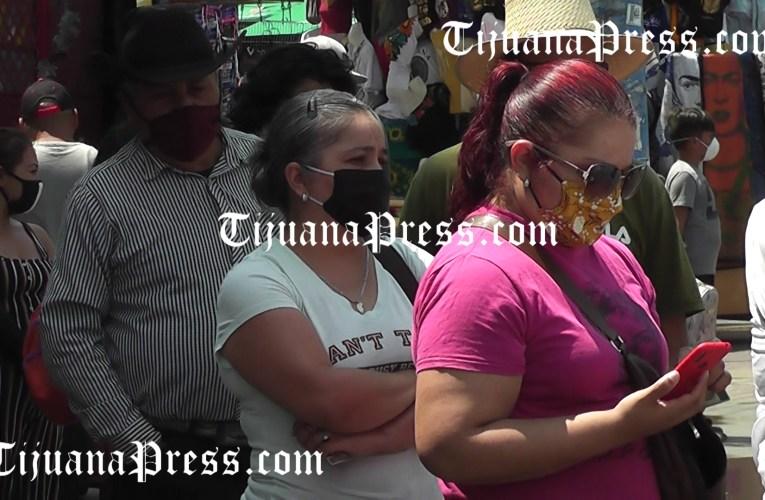 Tijuana, primer lugar de contagios en la frontera