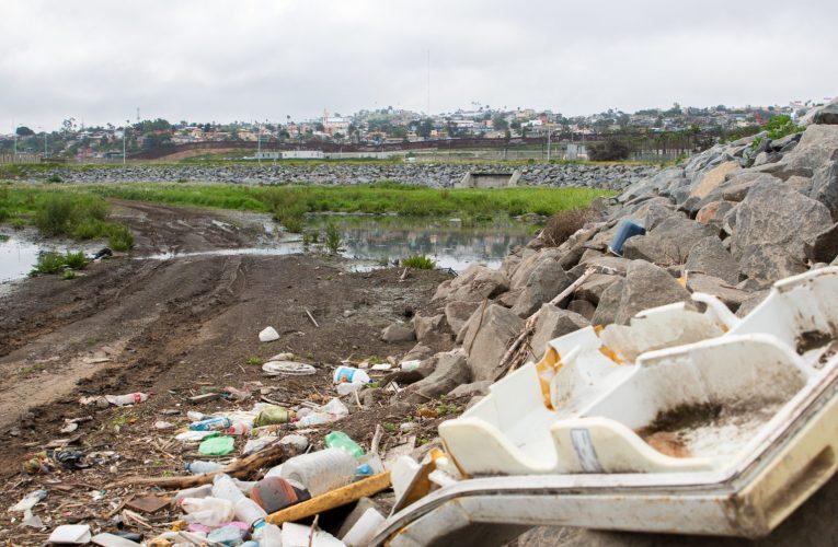 ¿Quién es dueño del río Tijuana y quién necesita más su agua?