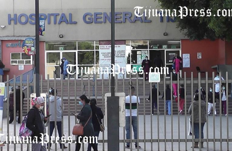 Tijuana, cinco días seguidos encabezando a la frontera en contagios