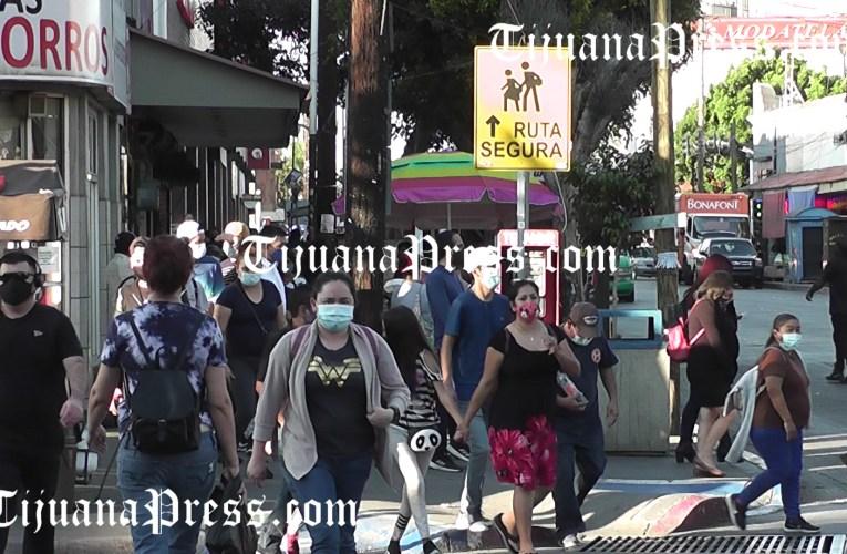 Tijuana, ocho días al hilo encabezando a la frontera en contagios