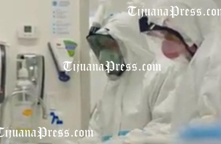 Repuntan casos activos en BC y contagios en Mexicali