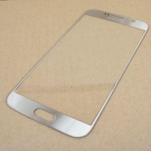 Samsung S6 זכוכית קדמית - זהב