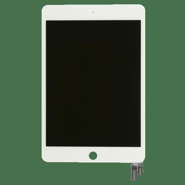 אייפד מיני דור 4 מסך תצוגה - לבן