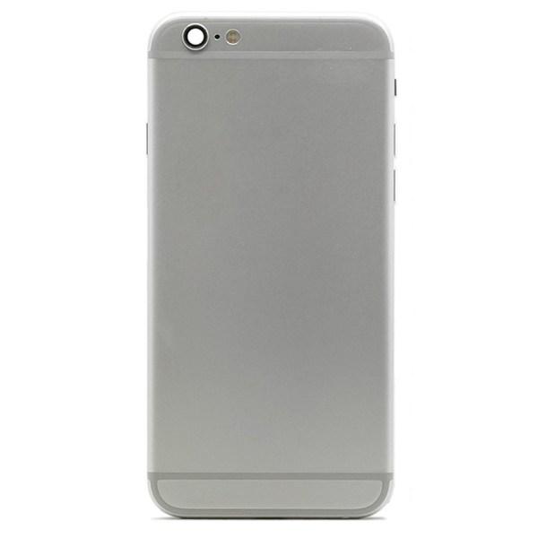 אייפון 6 Plus גב-בית המכשיר - כסף