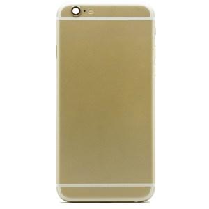 אייפון 6S Plus גב-בית המכשיר - זהב