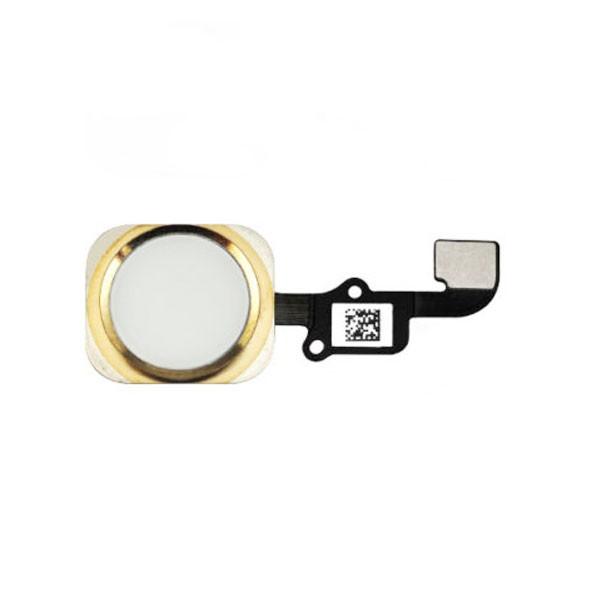 אייפון 6 Plus כפתור בית כולל פלקס - זהב