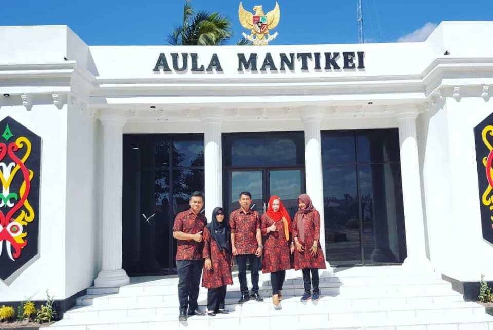 Baru, Desa Wisata Eka Bahurui Sampit Di Kalimantan Tengah