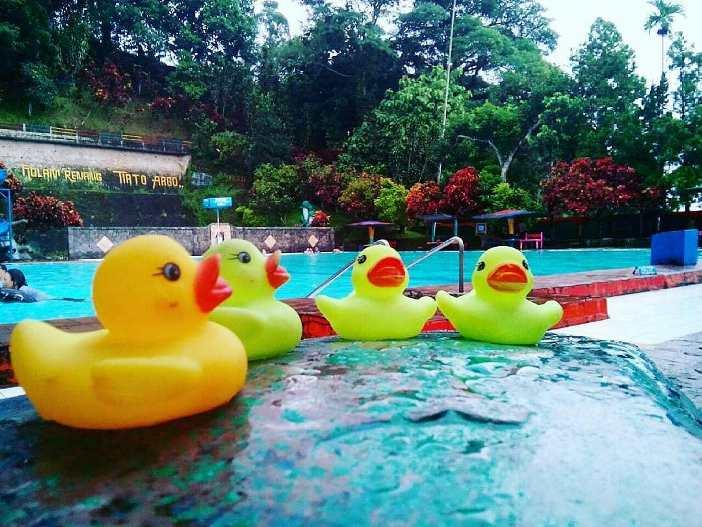 info kolam renang siwarak ungaran tirto argo semarang