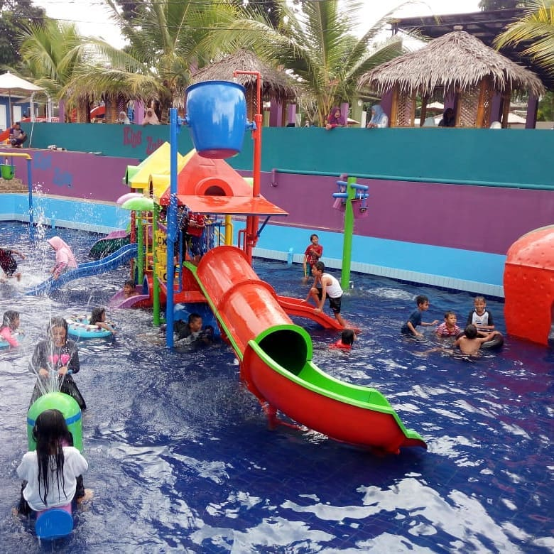 Waterpark The Forest Island Purwokerto