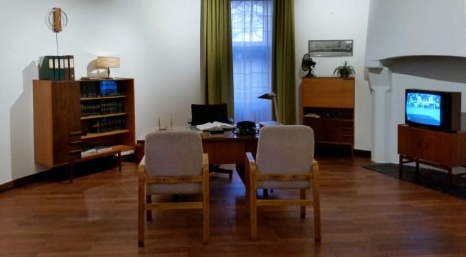 Gemeentemuseum Helmond - Bureau (2)