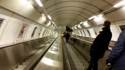 Praag (60) - Metro