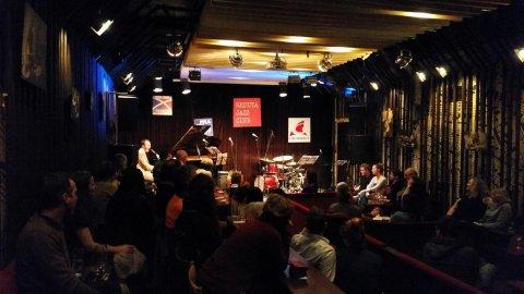 Praag (65) - Reduta Jazz Club