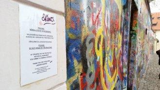 Praag (71) - Lennon Wall