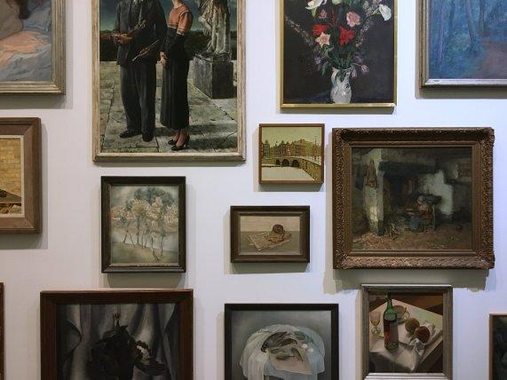 Van Abbemuseum: figuratieve kunst