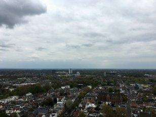 Beklimming Domtoren Utrecht - Uitzicht (3)