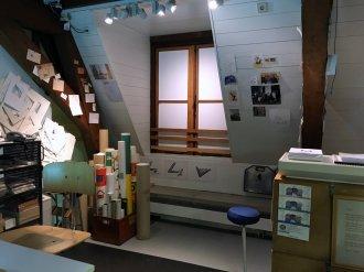 Centraal Museum Utrecht - Atelier Dick Bruna (1)