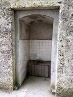Geofort toiletten.