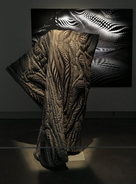 Stedelijk museum Breda - Invisible Cloak