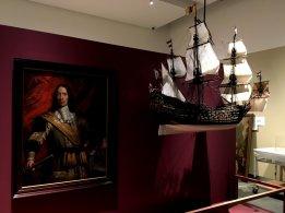 Stedelijk museum Breda - Schip en admiraal