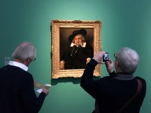 Rembrandt maakt zich niet zo druk om portretrecht.